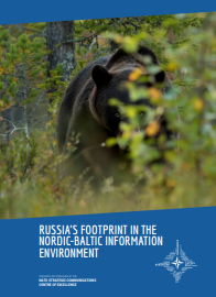 RUSSIA'S FOOTPRINT IN THE NORDIC-BALTIC INFORMATION ENVIRONMENT