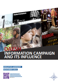 EXECUTIVE SUMMARY. DAESH INFORMATION CAMPAIGN AND ITS INFLUENCE