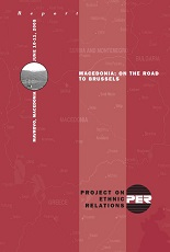 Macedonia: On the Road to Brussels Cover Image