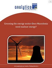 Greening the Energy Sector-Does Macedonia Need Nuclear Energy?