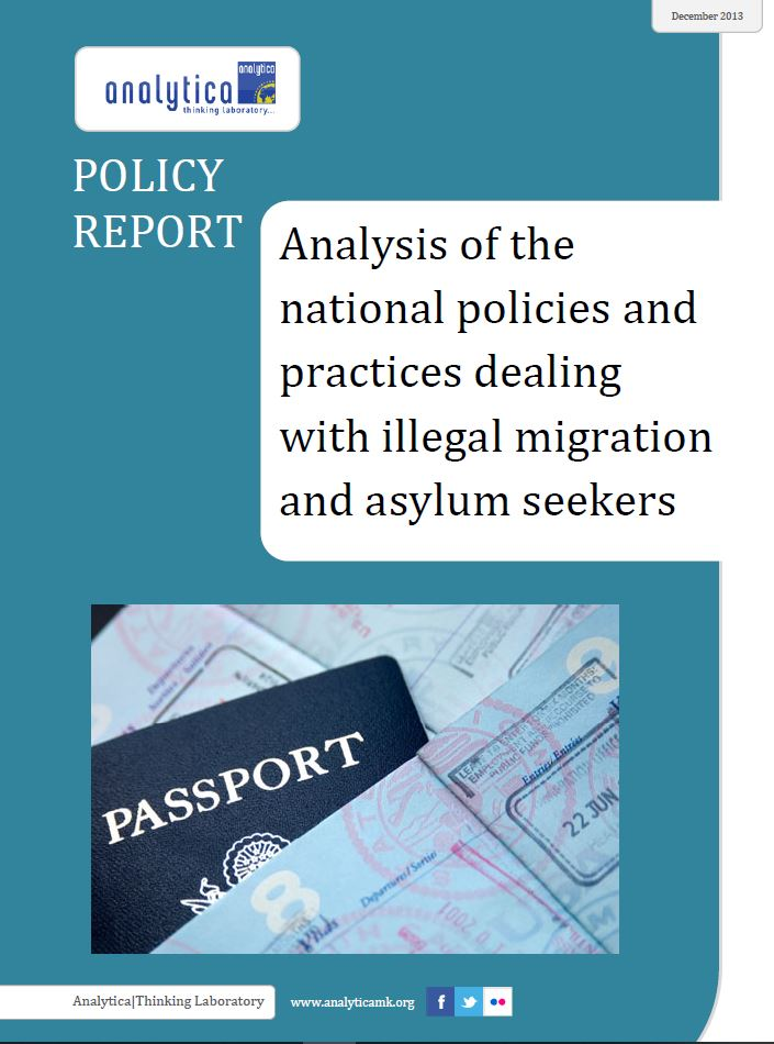 Analysis of the National Policies and Practices Dealing with Illegal Migration and Asylum Seekers Cover Image