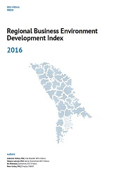 Regional Business Environment Development Index 2016 Cover Image