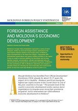 Foreign Assistance and Moldova`s Economic Development