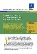 From a Basic Treaty to a Treaty regarding the Borders Regime