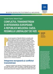 Transnistrian Conflict and Republic of Moldova European Integration: the Case of the Liberalized Visa Regime