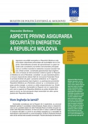 Energy Security Aspects of the Republic of Moldova