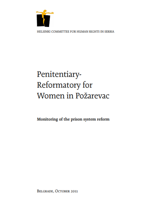 Penitentiary - Reformatory for Women in Požarevac