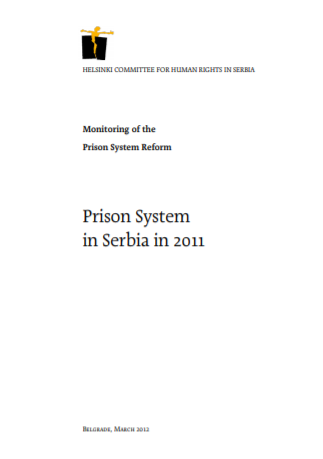 Prison System in Serbia in 2011