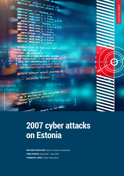 EXECUTIVE SUMMARY. 2007 CYBER ATTACKS ON ESTONIA