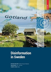DISINFORMATION IN SWEDEN