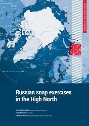 RUSSIAN SNAP EXERCISES IN THE HIGH NORTH