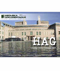 The Hague Tribunal in the press in Serbia - October 2003 Cover Image