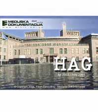 The Hague Tribunal in the press in Serbia - July 2003 Cover Image