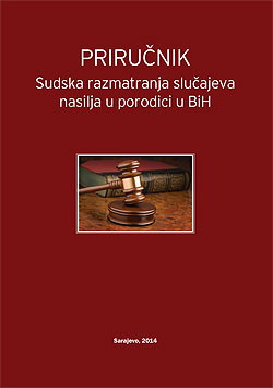 Prosecutors' Handbook for Prosecution of Domestic Violence Cases Cover Image