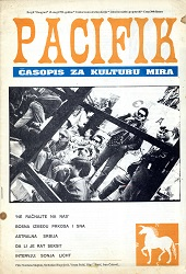 PACIFIK. Journal for Culture of Peace Cover Image