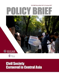 Civil Society Cornered in Central Asia
