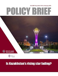 Is Kazakhstan's Rising Star Fading?