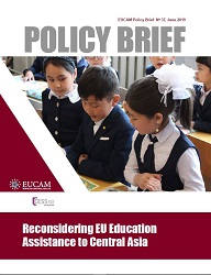 Reconsidering EU Education Assistance to Central Asia
