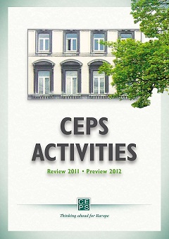 CEPS Activities. Review 2011 – Preview 2012