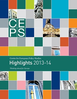 Centre for European Policy Studies. Highlights 2013-14