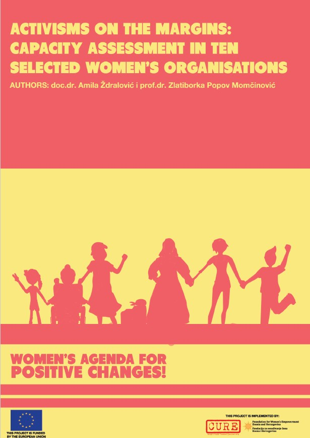 Activisms on the Margins: Capacity Assessment in Ten Selected Women's Organisations Cover Image