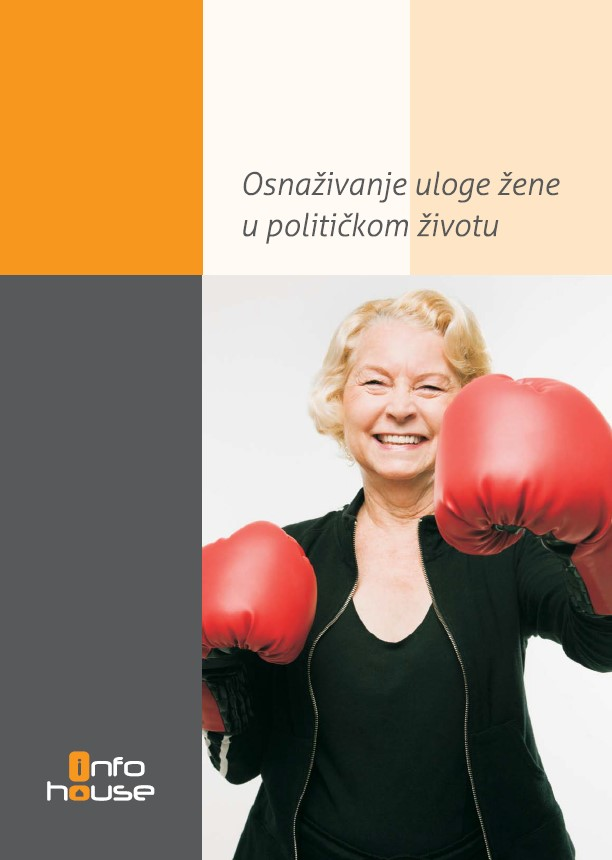 Empowering women's role in political life Cover Image