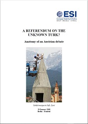 A REFERENDUM ON THE UNKNOWN TURK? Anatomy of an Austrian debate Cover Image