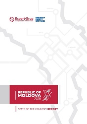 State of the Country - REPUBLIC of MOLDOWA 2018