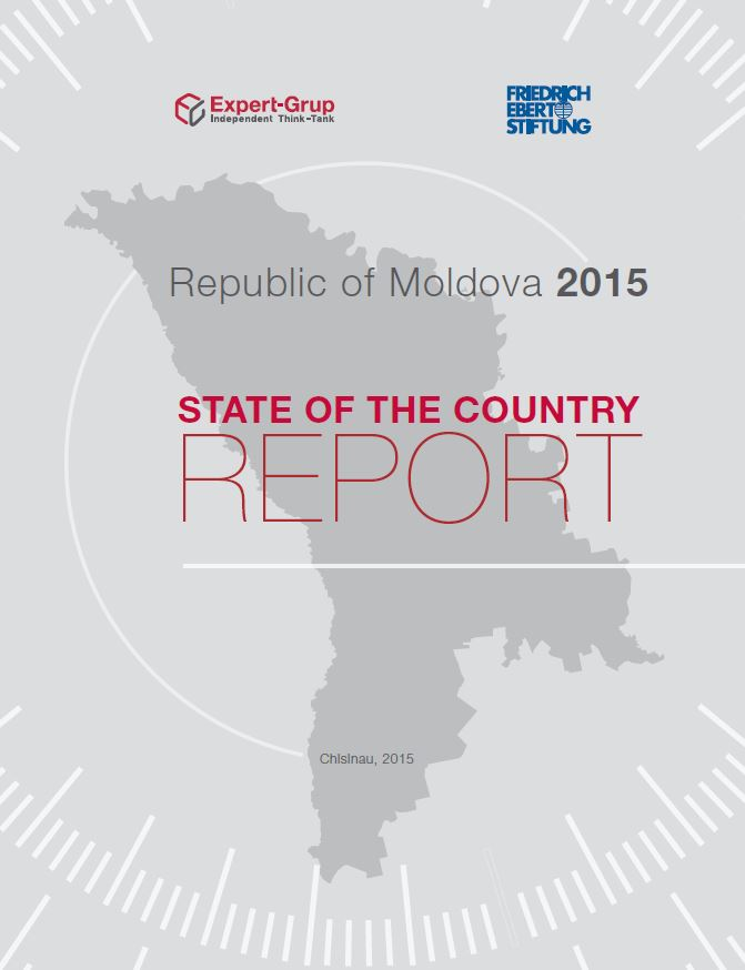 State of the Country - REPUBLIC of MOLDOWA 2015