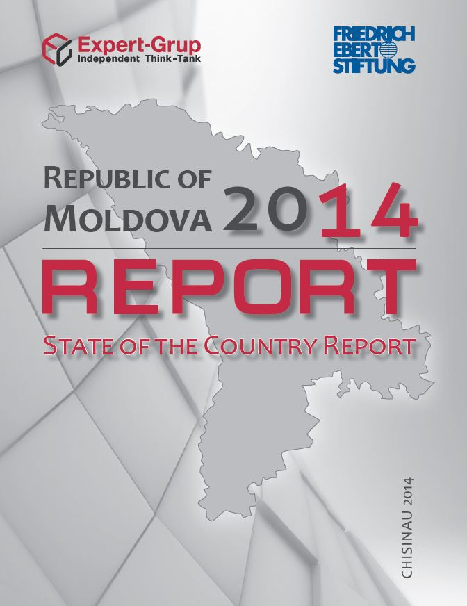 State of the Country - REPUBLIC of MOLDOWA 2014