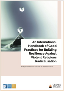 An International Handbook of Good Practices for Building Resilience against Violent Religious Radicalisation Cover Image