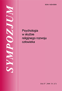 Psychological aspects of success and failure in marriage Cover Image