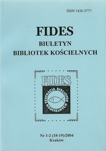 Sources of information about the confiscation of books in 1960 and their subsequent fate Cover Image