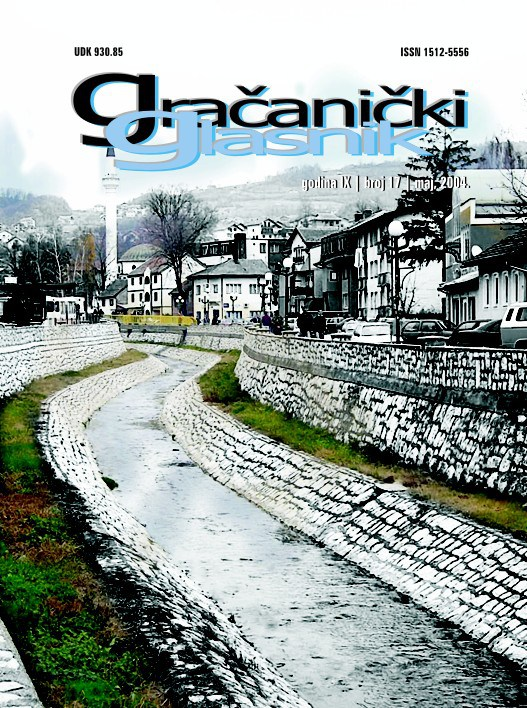 GRADAČAC - CITY ON SERHAT Cover Image