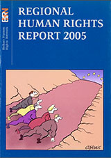 HUMAN RIGHTS IN BULGARIA IN 2005 Cover Image