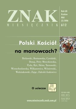 Poor Relative From the East. Poland's Two Years in the EU Cover Image