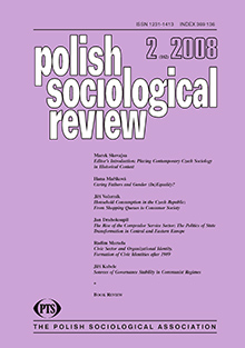 The Rise of the Comprador Service Sector: The Politics of State Transformation in Central and Eastern Europe Cover Image