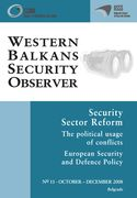 Parliamentary Control Of The European Security And Defence Policy Cover Image