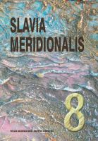 Patriotic interpretations of the Cyrillo-Methodian motive in the context of Christianization of the Slavic nations. Its Bulgarian, Czech and Polish pa Cover Image