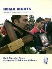 The Extreme Right and Roma and Sinti in Europe: A New Phase in the Use of Hate Speech and Violence?  Cover Image