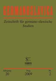 Some Reflections on Central European Language Area. Notes on Linguistic Area and Linguistic Aspects of German-Czech Language Contact Cover Image