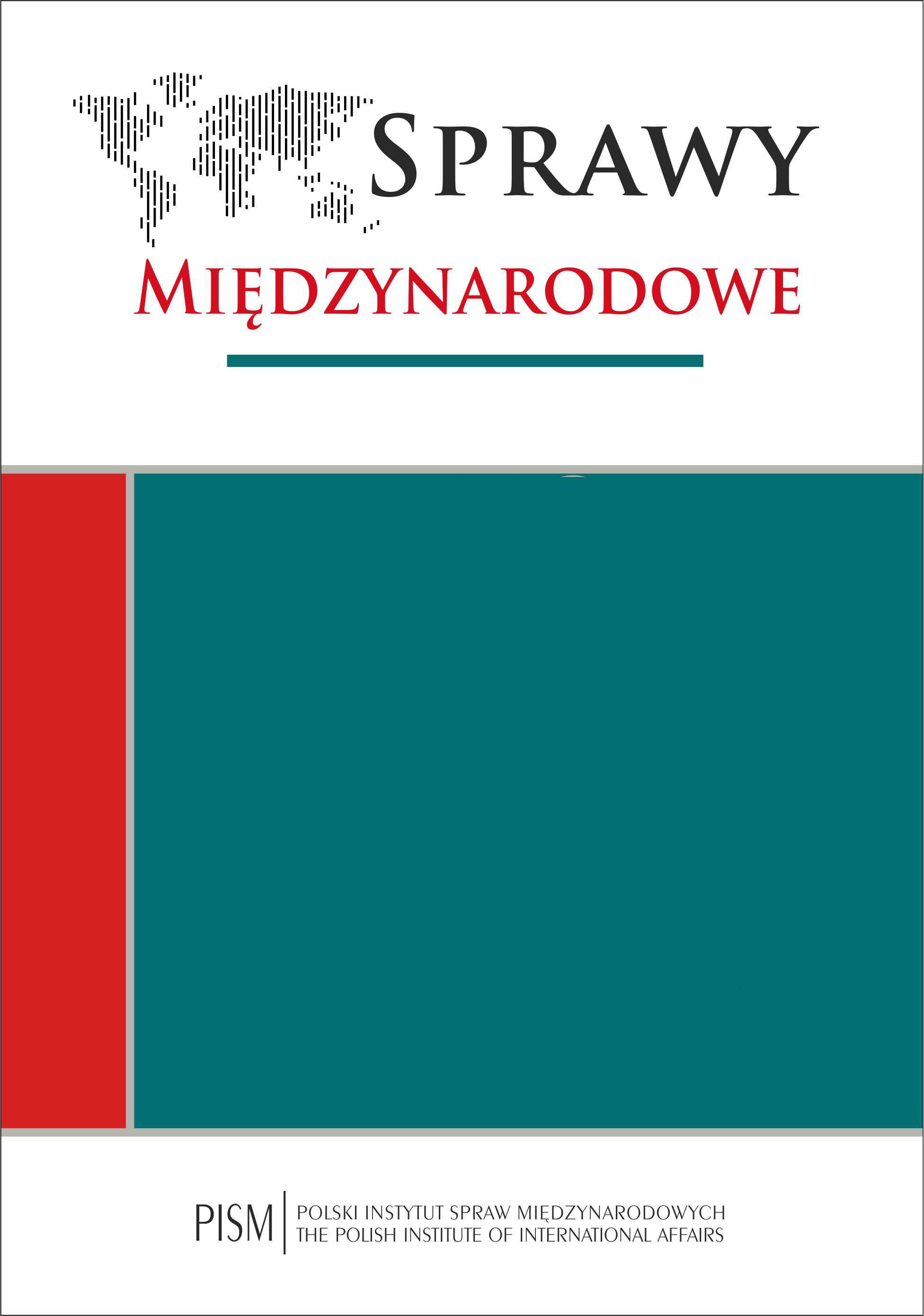 Status and Potential of Polish-speaking Community in Germany Cover Image