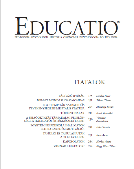 The constitutional and social foundations of environmental education Cover Image