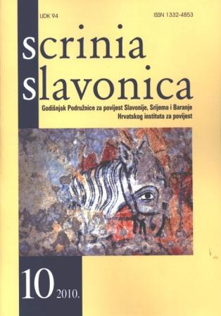 The suffering of the Serbs, Roma and Jews in the area of Virovitica and Slatina in 1941 and early 1942 Cover Image