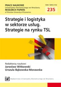 Business strategies for logistic services market in Poland and Europe Cover Image