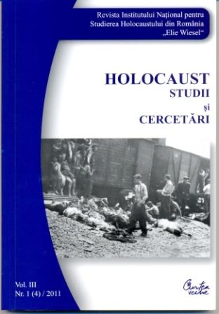 The Anti-Jewish Policy of the Antonescu Regime (1940 – 1944) Cover Image