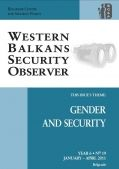 Gender Mainstreaming In Security Sector Through Education: The Case Of Albanian Police Academy Curriculum Cover Image