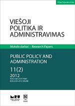 How to Overcome the Financial Crisis in Latvia? Cover Image
