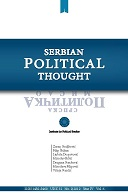 The Organisation and Political Position of Serbs in Croatia Cover Image
