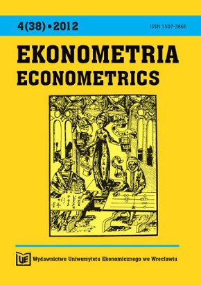 Economic determinants and their impact on development of residential real estate market Cover Image